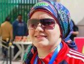 نها العيسوى أول مصرية تشارك فى تحكيم كأس العالم للرماية بالخرطوش