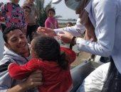 وكيل صحة بورسعيد يتابع أعمال الحملة القومية للتطعيم ضد شلل الأطفال.. صور