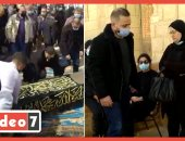 لحظات الوداع الأخير للراحل يوسف شعبان.. ماذا حدث فى جنازة الفنان الكبير؟