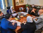 وزيرة الصحة توجه بسرعة الانتهاء من أعمال التطوير بمستشفيات الحميات والصدر