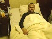 جراحة ناجحة لمهاجم فريق نادى بنى سويف