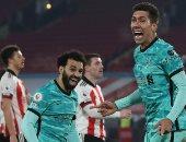 ليفربول يغرد من جديد.. الريدز يهزم شيفيلد يونايتد وكتيبة كلوب تعود للانتصارات