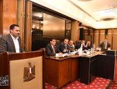 """""""تشريعية النواب"""" توافق على منحة من الوكالة الإسبانية لتدريب الموظفين العموميين.. صور"""