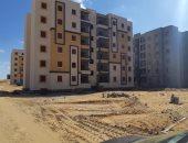 """55 % نسبة تنفيذ وحدات مبادرة الرئيس """"سكن كل المصريين"""" بـ6 أكتوبر الجديدة"""