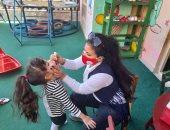 وكيل صحة جنوب سيناء يكشف استهداف حملة التطعيم ضد شلل الأطفال 24026 طفلا