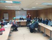 شركة مياه الشرب بالقاهرة تجدد شهادة TSM لمحطة مياه شبرا الخيمة