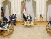 وزير الدولة للإنتاج الحربى يبحث مع سفير بيلاروسيا ملفات التعاون المشترك