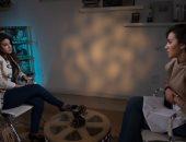 """ياسمين على تنتهى من تصوير حلقة فى """"لايت شو"""" مع آية غريانى على الحياة"""