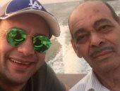 """مصطفى قمر لـ""""اليوم السابع"""": والدى بخير وحالته مستقرة"""