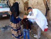 الصحة: تطعيم 15.627 مليون طفل ضد شلل الأطفال بينهم 15.704 ألف من غير المصريين