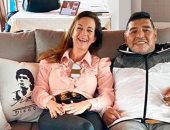 الحب الأخير.. صحيفة أرجنتينية تكشف اسم آخر نساء مارادونا.. صور