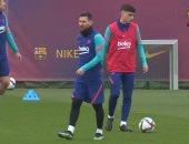 برشلونة ضد إشبيلية.. عودة مفاجئة لـ بيدري قبل موقعة نصف نهائى كأس الملك