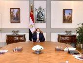 الرئيس السيسى يستعرض الموقف التنفيذى لاستراتيجية تطوير مصانع وشركات الإنتاج الحربى.. ويوجه باستمرار جهود التطوير وتعزيز التعاون مع كبرى الشركات العالمية المتخصصة.. وامتلاك التكنولوجيا الحديثة وتوطينها فى مصر