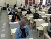 كليات جامعة القاهرة تواصل امتحانات الفصل الدراسى الأول