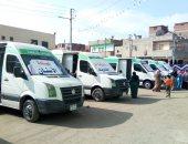 """""""صحة القليوبية"""" تنظم قافلة طبية بالمجان فى قرية الشموت السبت والأحد"""