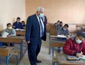تعليم الإسكندرية: انتظام إمتحانات النقل والدخول على المنصات الالكترونية.. صور