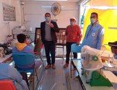 """انتهاء أولى الدورات التدريبية لتعليم الكهرباء والخياطة بجنوب سيناء ضمن """"حياة كريمة"""""""