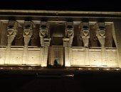 الانتهاء من أعمال المرحلة الثانية لمشروع ترميم وتطوير معبد دندرة بقنا.. صور