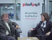 حمدى الوزير: بحترم زميلاتى فى الوسط الفنى وعمرى ما جرحتهم.. فيديو