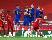 ليفربول ضد تشيلسي.. البلوز يسعي لأول فوز فى أنفيلد منذ 7 سنوات