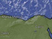 صور الأقمار الصناعية تشير لسحب ممطرة على السواحل الشمالية وشمال الدلتا