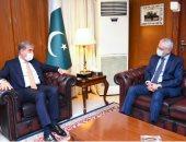 وزير الخارجية الباكستاني: نسعى لتوطيد العلاقات الثنائية مع مصر