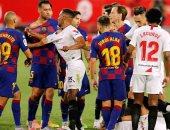 برشلونة ضد إشبيلية .. البارسا يمتلك نصيب الأسد فى تاريخ مواجهات الفريقين بالكأس
