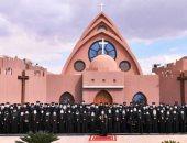 انتهاء الجلسة الأولى للمجمع المقدس بحضور 97 عضوا وتغيب 31 بسبب كورونا