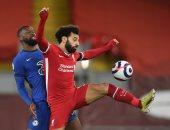 ليفربول ضد تشيلسى.. جوتا يشارك بدلا من محمد صلاح فى الدقيقة 62