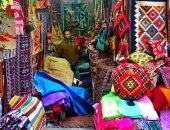 قارئة تشارك بصور لاستعداد منطقة الخيامية بالأزهر لاستقبال شهر رمضان