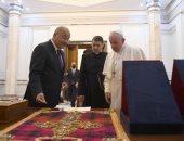 رئيس العراق عن زيارة بابا الفاتيكان: فرصة تاريخية للتأكيد على قيم المحبة والسلام