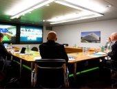 أبو ريدة يحضر اجتماعات IFAB لتطوير قوانين الكرة ..صورة