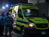 إصابة 4 أشخاص فى حادث انقلاب سيارة على طريق مرسى علم - إدفو