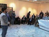 """وزيرة الثقافة تشهد المرحلة الثانية من مشروع """"ابدأ حلمك"""" فى بورسعيد.. صور"""