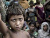 """100 صورة عالمية .. """"طفل من الروهينجا"""" فى ملجأ بـ بنجلاديش"""