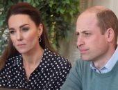 الأمير ويليام يتجاوز أزمة شقيقه ويواصل مع زوجته واجباتهما الرسمية.. فيديو وصور