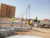 محافظ أسوان: بدء تنفيذ 47 مشروعاً ضمن مبادرة تطوير الريف المصرى.. صور