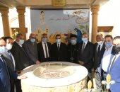 محافظ الغربية فى زيارة ترويجية لمسار العائلة المقدسة بسمنود.. صور