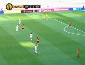 الزمالك يتماسك أمام هجوم الترجي فى دوري أبطال أفريقيا بعد 15 دقيقة