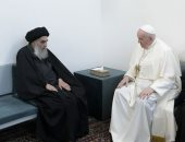 وزيرة الهجرة العراقية: لقاء بابا الفاتيكان بالسيستانى سيخلده التاريخ وتذكره الأجيال
