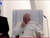 """بابا الفاتيكان يصل مدينة """"أور"""" التاريخية ضمن زيارته للعراق"""