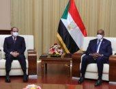 جهود مصرية حثيثة لتعزيز العلاقات مع السودان الشقيق فى جميع المجالات