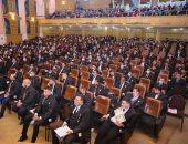 """رجائى عطية لـ""""المحامين الجدد"""" بجلسة حلف اليمين: المحاماة أمانة وعلم وفن رفيع"""