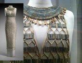 مصر القديمة تصنع الموضة.. فستان مطرز بالخرز أجمل صيحات الحضارة