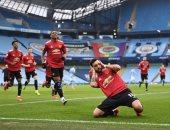 مانشستر يونايتد يتفوق على السيتى بهدف فى الشوط الأول بالديربى.. فيديو