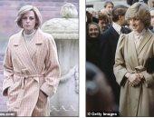 كريستين ستيوارت × صور جديدة من كواليس تصوير دور الأميرة ديانا بفيلمها Spencer