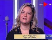 ابنة يوسف شعبان لـ لميس الحديدى: زعلت لما والدى فقد الوعى قبل ما أشوفه