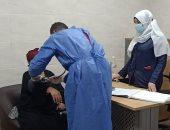 محافظ كفر الشيخ: زيادة المقبلين لتلقى لقاح كورونا على مستشفى قلين