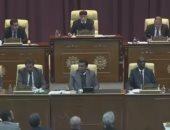 انعقاد جلسة النواب الليبى لمناقشة منح الثقة لحكومة عبدالحميد الدبيبة