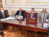 فوز النائب عبد السلام الجبلى برئاسة لجنة الزراعة بالشيوخ ونبيل والسباعى وكيلين